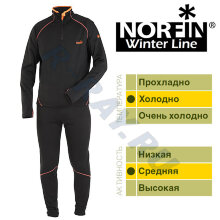 Термобельё 3025001-S Winter Line   Norfin