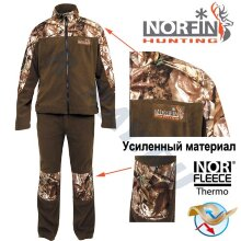 Костюм флис Hunting Forest 723002-M    Norfin