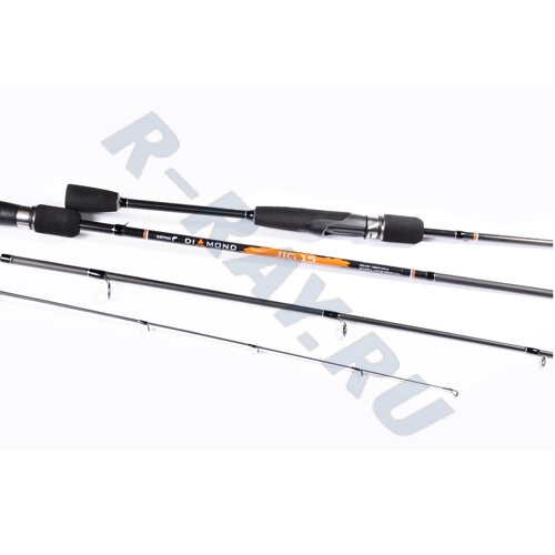 Сп.Diamond Jig  5501-198 1.98м  JIG 15   SALMO